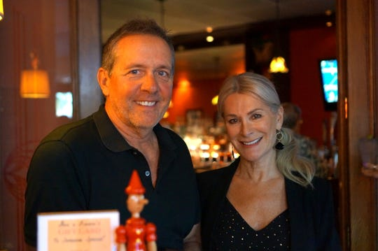 Owners Mark and Jan Wildman have cultivated a loyal following at Bianca's Ristorante in North Fort Myers.