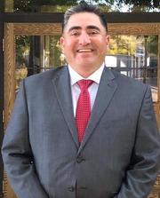 Andrew Werk Jr.,  president of Fort Belknap Indian Community Council