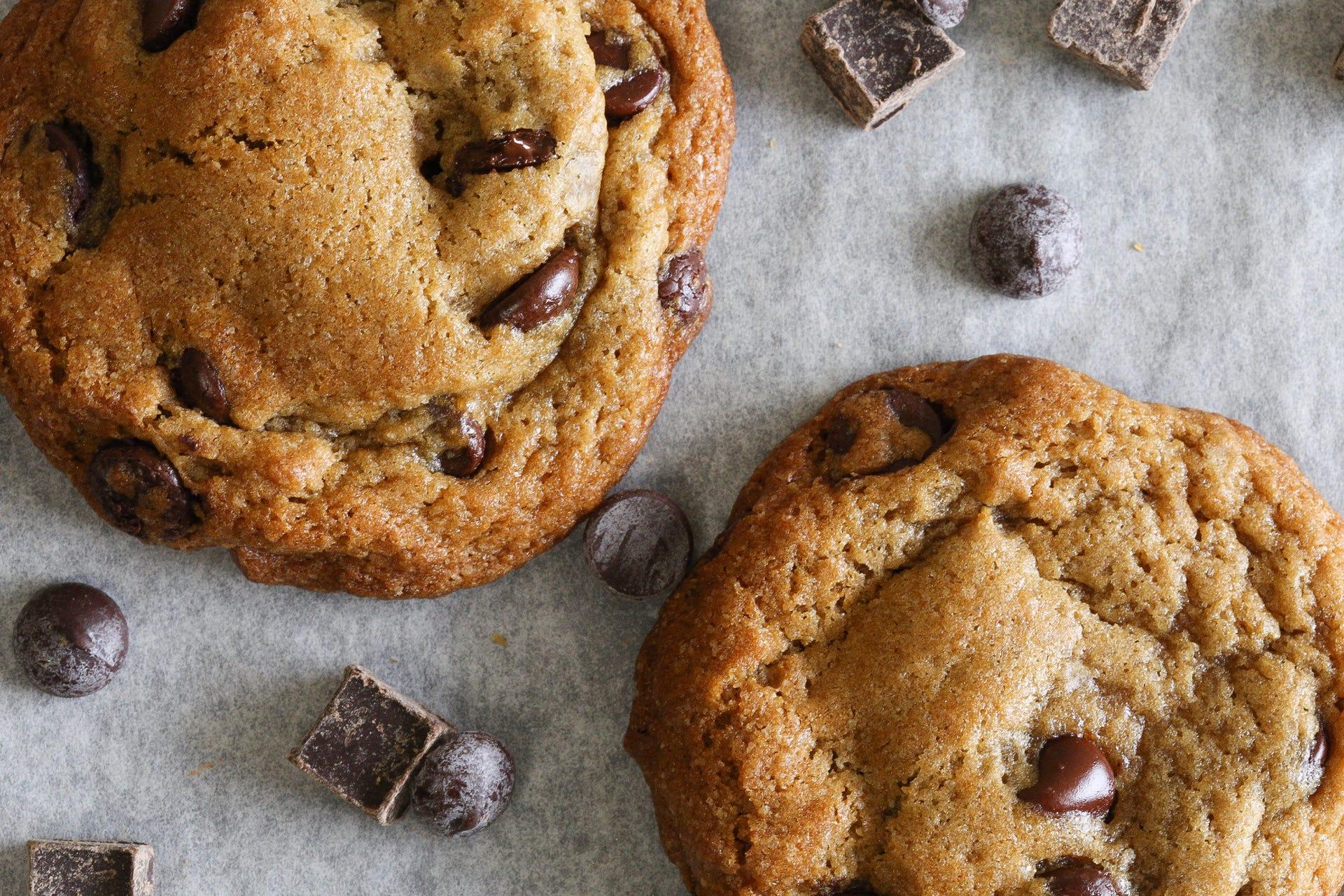 First Batch Artisan Foods in Atlanta makes vegan treats like chocolate chip cookies. (Courtesy First Batch Artisan)