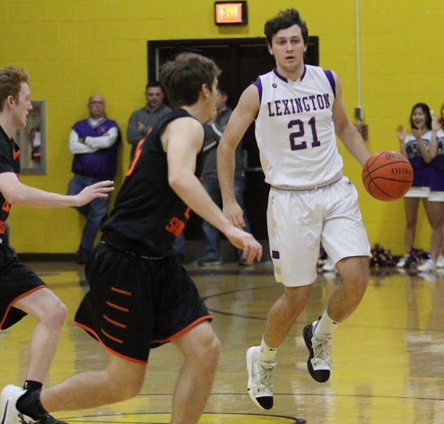 Lexington's Dylan Spears leads the Minutemen into a big battle with Mansfield Senior on Friday night.