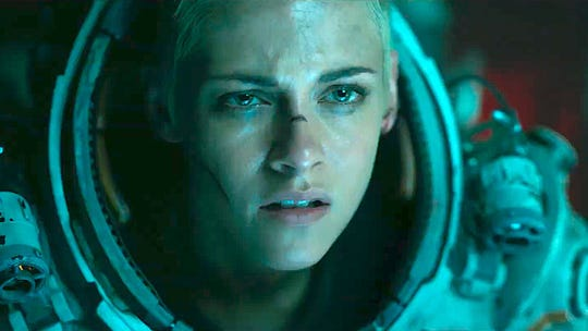 "It's Kristen Stewart vs. submarine creatures in ""Underwater."""