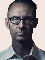 """Consider This: Moments in My Writing Life After Which Everything Was Different"" author Chuck Palahniuk."