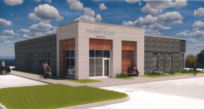 Modern Touch Dental will relocate from Whitefish Bay to a new 5,000-square-foot building on the south side of the former Barrett Office Park property.