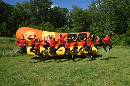 Oscar Mayer is looking for its 2020 class on Hotdoggers, who travel the country driving the Weinermobile