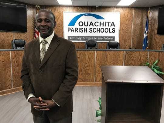 The Ouachita Parish School Board on Monday named Harold McCoy toserve District E until a special election for the remainder of the term.