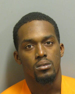 Marjavius Walker, 24, was charged with shooting into an occupied vehicle.