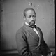 Jeremiah Haralson in a photo likely taken during his single term representing southwestern Alabama in the U.S. Congress. Haralson was the last African-American elected to Congress from Alabama during Reconstruction. Alabama did not elect another African-American to Congress until 1992.