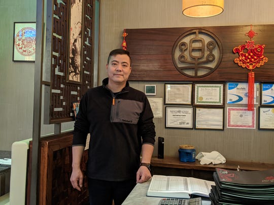 Leo Le, owner of Joyce Chinese Cuisine, has reopened his River Edge business after a partial building collapse a year and a half ago.