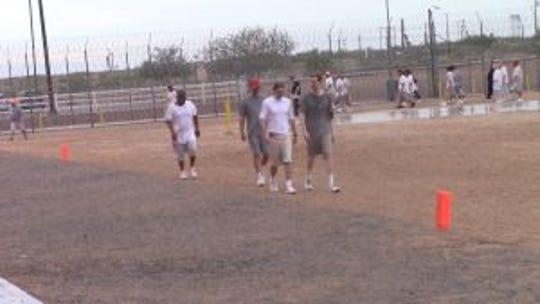Otero County Prison Facility inmates raise money for El Paso victims.