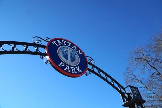 Tatan Park in Westland.