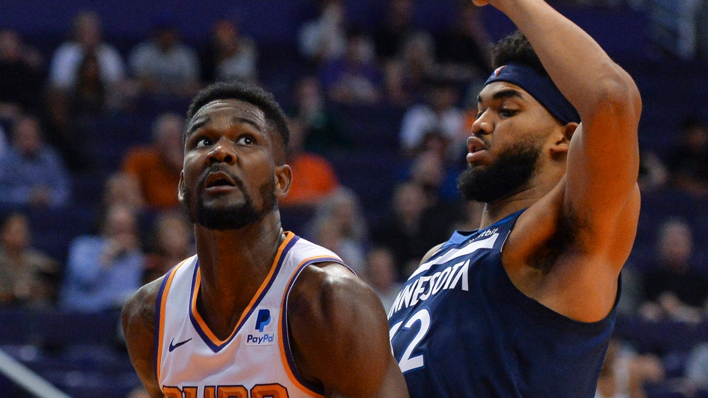 Karl-Anthony Towns trade speculation: What would Suns have to give Timberwolves in a deal?