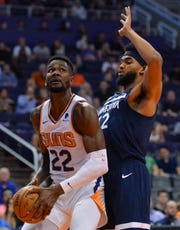 Would you give up Deandre Ayton and more in a trade for Karl-Anthony Towns?