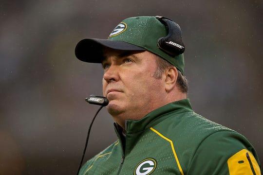 Mike McCarthy , nuevo entrenador en jefe de los Cowboys.