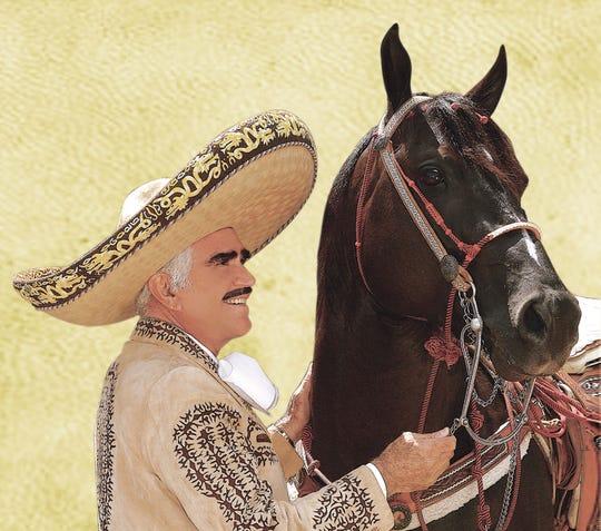 """Vicente Fernández """"está muy bien"""", asegura """"El Brujo Mayor""""."""
