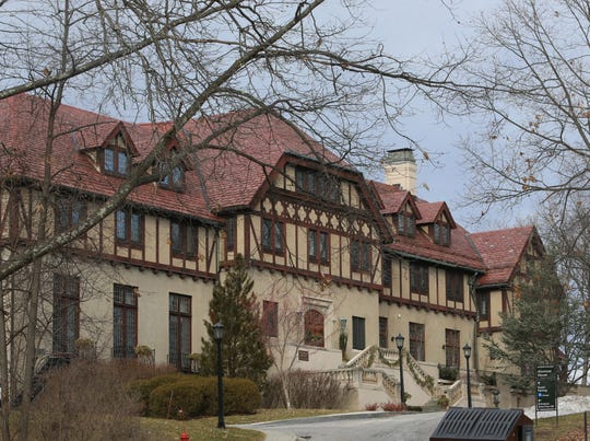 Alumnae House at Vassar College on January 6, 2020.