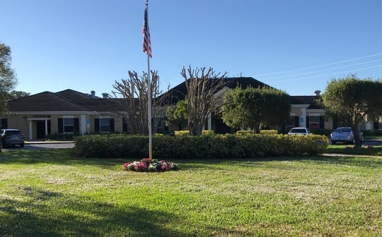 Tiffany Hall Nursing & Rehab Center where Port St. Lucie police are investigating homicide of 95-year-old patient.
