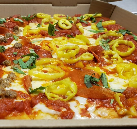 Angelina's Pizzeria recently opened in Fort Pierce.