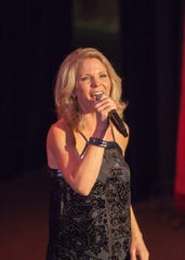 Broadway star Kelli O'Hara performs at a benefit concert at Irvington Town Hall Theater in 2017. O'Hara returns to the Irvington stage on Jan. 16, 2020, to benefit SAY: Stuttering Association for the Young, a non-profit dedicated to helping kids who stutter.