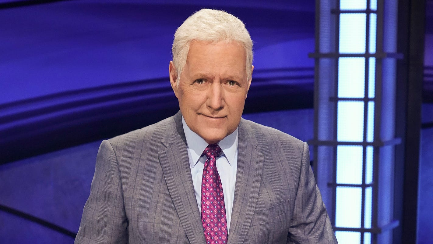 Alex Trebek opens up about 'great depression' after cancer diagnosis, how his faith guides him