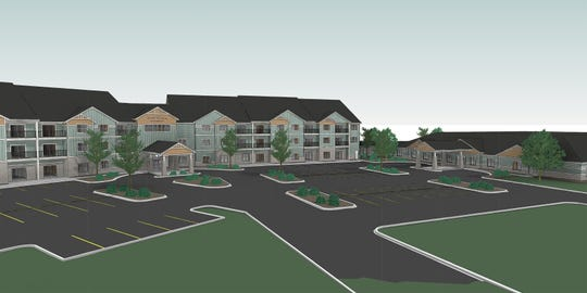 Country Villa Apartments in Little Chute plans to offer independent living, assisted living and memory care for seniors.