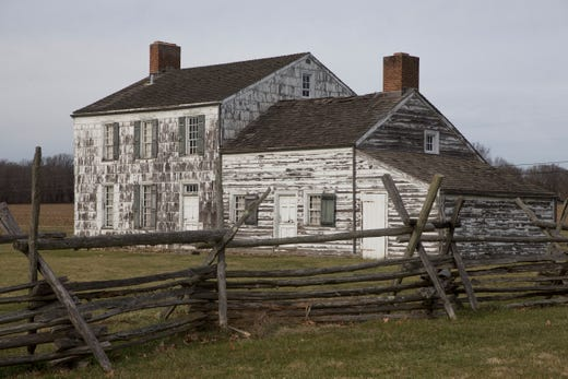 Structures at Monmouth Battlefield State Park that are steeped in history are in a state of dilapidation. Members of the Sons of the American Revolution and others are trying to save the buildings before they perish. The Craig House is dire need of repair.  Manalapan, NJTuesday, January 07, 2020