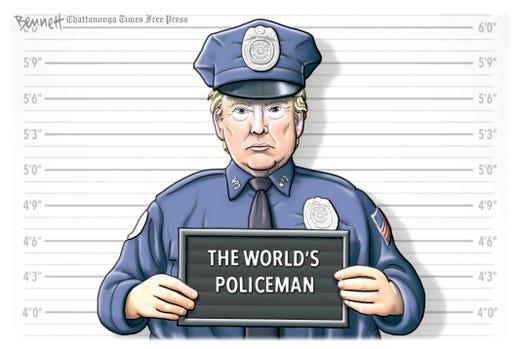 World's policeman
