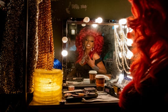 """RuPaul in a scene from """"AJ and the Queen."""""""