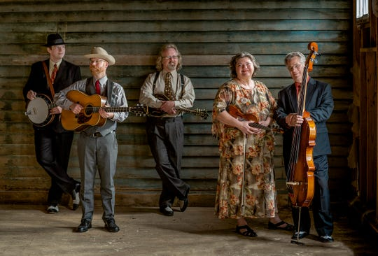 Monroe Crossing will perform at Stage 12 inside the Titusville Mall Cinema on Friday, Jan. 17, thanks to JT's Bluegrass.