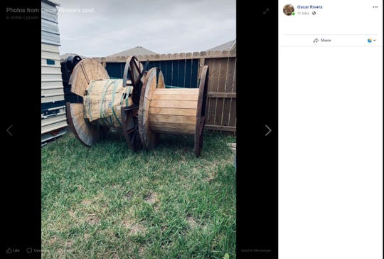 San Patricio County Sheriff's Office investigators are in the process of obtaining warrants for a suspected copper theft from TPCO near Gregory. Two empty spools were found at the suspects home in Portland.