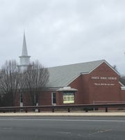 Congregants at Grace Bible Church in Barrington used proceeds from a Christmas Eve collection to pay off lunch debts at the borough's two elementary schools.
