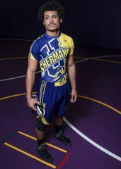 Unioto wrestling senior Tim Diamond received his 100th wrestling win at Gallia Academy High School on Dec. 28th, 2019. Diamond hopes to follow in the footsteps of previous Unioto wrestlers Ashten Moody and Ben Davenport and achieve 100 pins and make a state appearance in March.