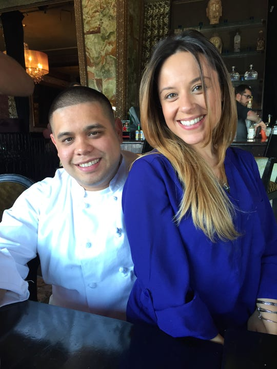 Gary Yip and is wife Victoria will be co-owners of Dan and Marianna's in Middlesex Borough.