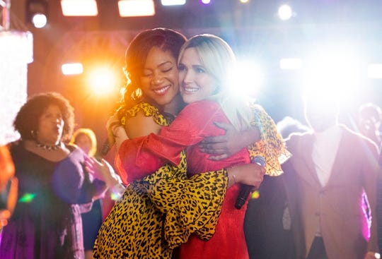 """Tiffany Haddish and Rose Byrne in """"Like a Boss."""""""