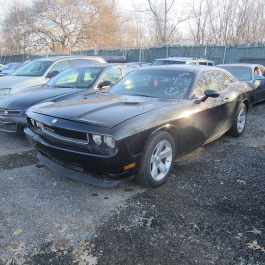 This 2010 Dodge Challenger will be available at Midwest Auto Auction.