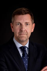 Simon Sproule, Aston Martin Lagonda's chief marketing officer, has been named Fiat Chrysler Automobiles NV's chief communications officer.