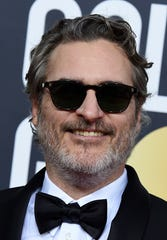 """Joaquin Phoenix. The film """"Joker"""" has topped the nominations for the British Academy film awards announced on Tuesday. The awards will be announced at a gala event hosted by Graham Norton on February 2."""