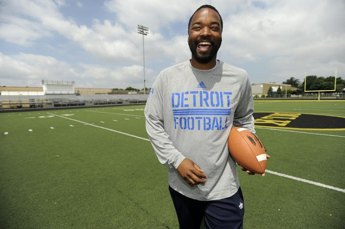 AUGUST 2013: Curtis Blackwell is hired by Michigan State University football as director of college advancement.  Blackwell was co-founder of the Sound Mind Sound Body football camps.