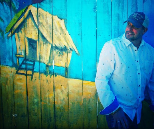 """Greenville-based singer-songwriter Marvin Evatt, who was raised in Central, recently released his newest single, """"Something in Those Hills,"""" via Solaris Entertainment."""