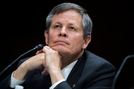 Sen. Steve Daines, R-Mont., voted against the resolution.