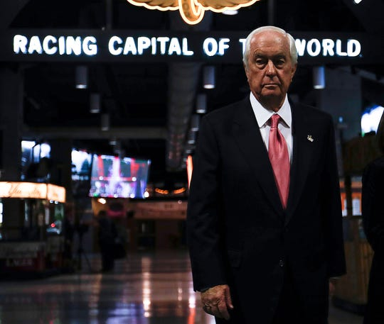 Roger Penske purchased Indianapolis Motor Speedway and the IndyCar Series in November of 2019.