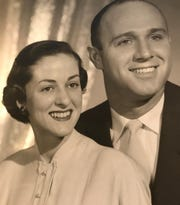 Keith and Jackie Dougherty have been married 66 years.