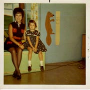 Susan Braun was 5-years-old when she appeared on Kindergarten College with host Nancy Leonard.