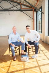 Phocus co-founders Tom O'Grady (left) and John Mittel (right) and their product have taken the energy drink market by storm.