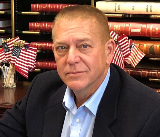 Mike Broihier is a retired U.S. Marine lieutenantcolonel, a farmer from Lincoln County, Kentucky, and Democratic candidate for U.S. Senate.