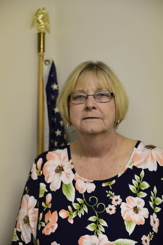 Trustee Catherine Swank, this year's road department liaison, said she is looking to fix roads that are losing their base the fastest.