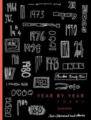 """Year by Year Poems,"" the new book of poetry by Memphis-born-and-raised Lynne Sachs."
