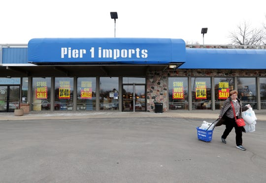 The Germantown and Glendale locations of Pier 1 Imports will be closing.  Pier 1 Imports plans to close up to 450 locations, nearly half of its 942 stores, the company announced Jan. 6.