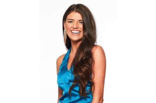 """The Bachelor"" contestant Madison Prewett."