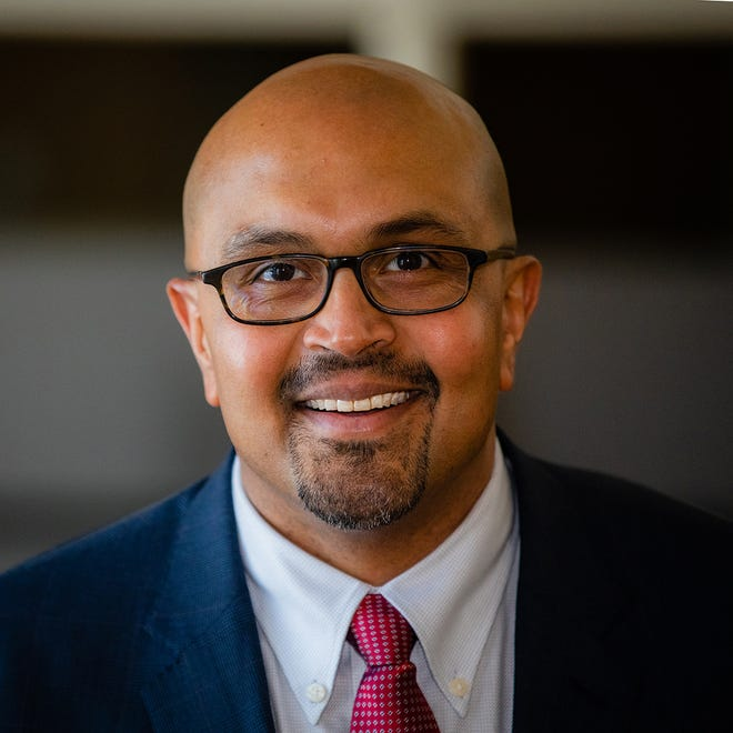 Anand R. Marri, dean of Ball State Teachers College