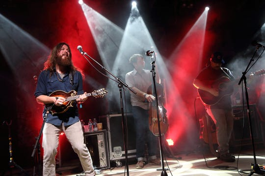 Greensky Bluegrass will perform at the 2020 Bonnaroo Music and Arts Festival.
